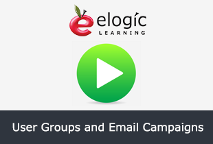 Training Webinar - User Groups and Email Campaigns