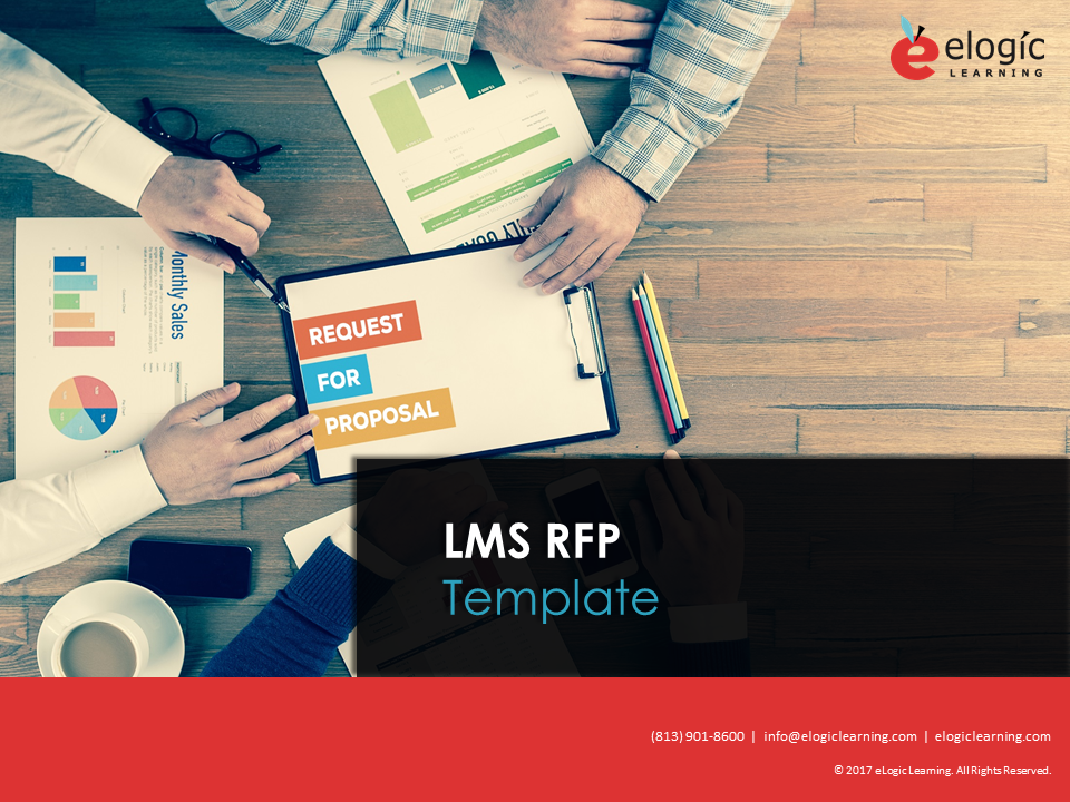 Lms Rfp Template Instant Download Elogic Learning