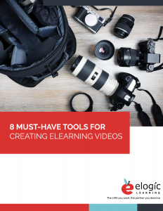 8 Must have tools for creating elearning videos Portrait-Style Cover