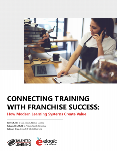 Connected Training with Franchise Success - Whitepaper_cover