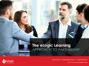 The eLogic Learning Approach_cover