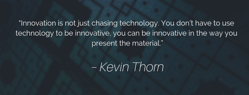 Kevin Thorn Quote