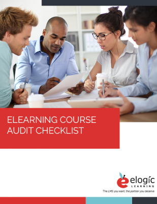 Elearning Course Audit Checklist_Cover