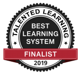 FINAL Talented Learning LMS Awards Badge 2019 Finalist