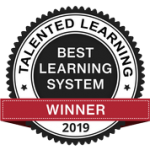 TALENTED LEARNING Awards Badge 2019 - Winner_transparent