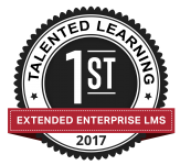 Talented Learning Award 2017_Best Extended Enterprise LMS