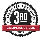 Talented Learning Award_Compliance LMS_3rd